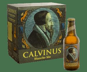 six pack-Bière-Blanche-calvinus-bière-beer-local-genève-geneva-bestbeer-suisse
