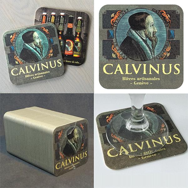 Sous-bock Calvinus