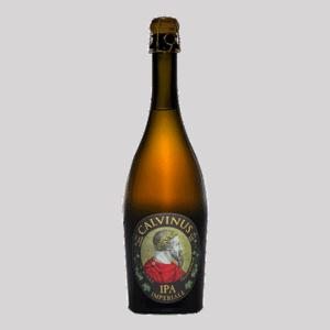 Bière-artisanale-IPA-Indian Pale Ale-Impériale-Calvinus-Genève