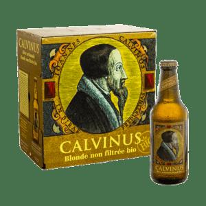 Bio-Label-Bière-Artisanale-Calvinus-Genève