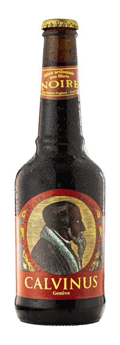 Black-beer-Calvinus-craft-Geneva-Switzerland