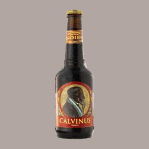 Bière-Noire-Calvinus-artisanale-genève-Suisse